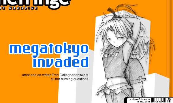 Cover Story: MegaTokyo