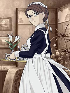 Victorian maid maria no houshi hd with classical music in the background - 2 4
