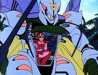 Animefringe: Features: Aura Battler Dunbine